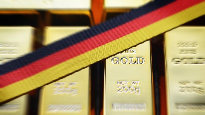 Deutsche Bank beschlagnahmt 20 Tonnen venezolanischen Goldes