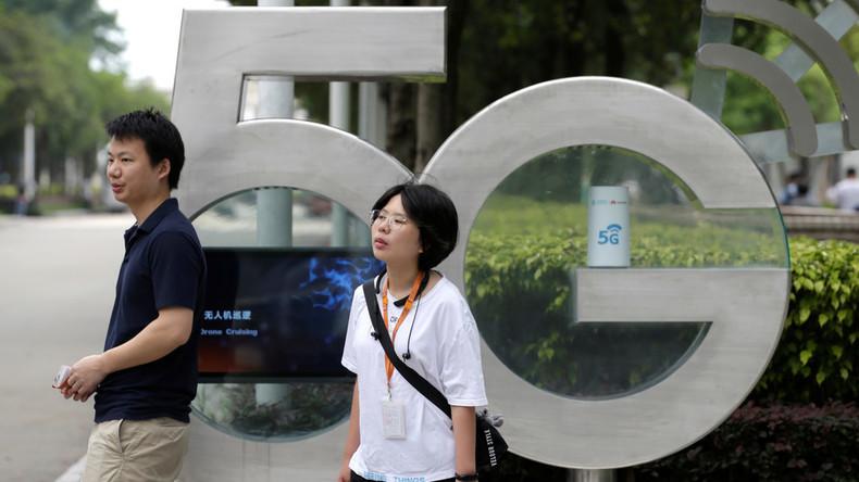 Wegen US-Sanktionen: Huawei startet 5G-Projekt in Russland