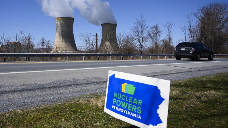 USA: Heimlicher Transfer von Nukleartechnologie an Saudi-Arabien (Video)