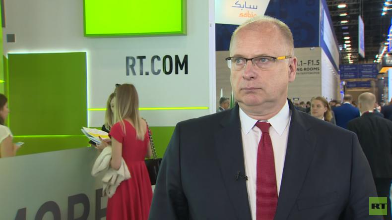 """Dr. Frank Schauff: """"Russland ist der größte Nicht-EU-Markt auf dem europäischen Kontinent"""""""
