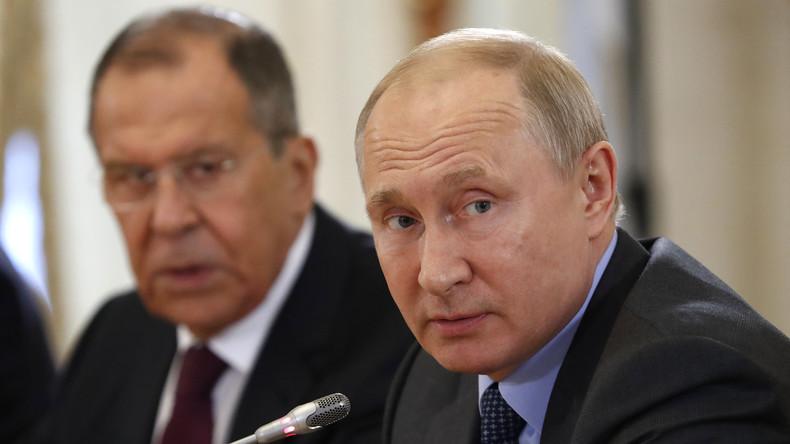Putin warnt vor neuem weltweitem Rüstungswettlauf