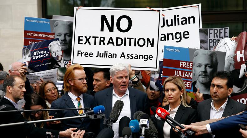 WikiLeaks: US-Anklage gegen Assange beruht auf Aussagen von verurteiltem Betrüger und FBI-Informant