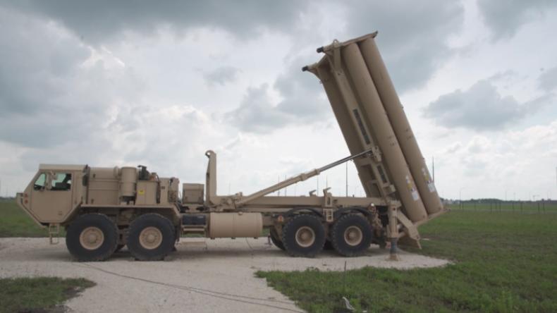 """Rumänien: USA installieren THAAD-Raketenabwehrsystem """"auf Antrag der NATO"""""""