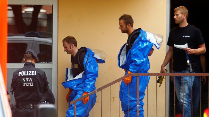 Prozessbeginn in Düsseldorf: Ehepaar plante islamistisch motivierten Anschlag mit Bio-Bombe