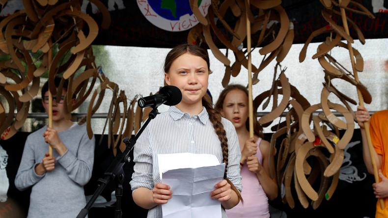 Greta Thunberg erhält Menschenrechtspreis von Amnesty International