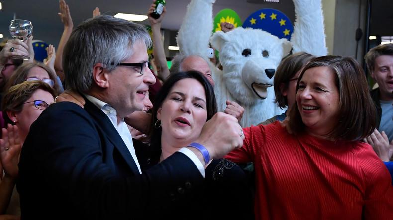 Grünes Umfragehoch: Auch ARD-Deutschlandtrend sieht Grüne als stärkste Kraft