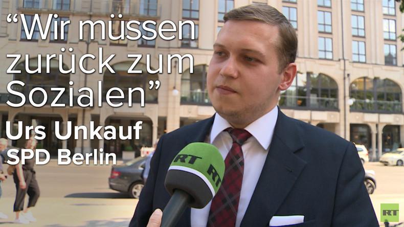 """SPD-Mitglied aus Berlin: """"Volksparteien geben keine Antworten auf Fragen der Bürger"""""""