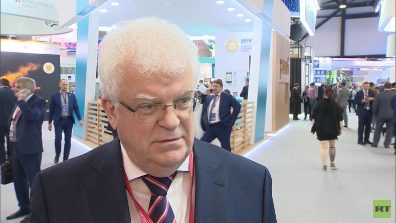 """Russlands Botschafter in der EU zur angeblichen Wahleinmischung: """"Lange gesucht und nichts gefunden"""""""