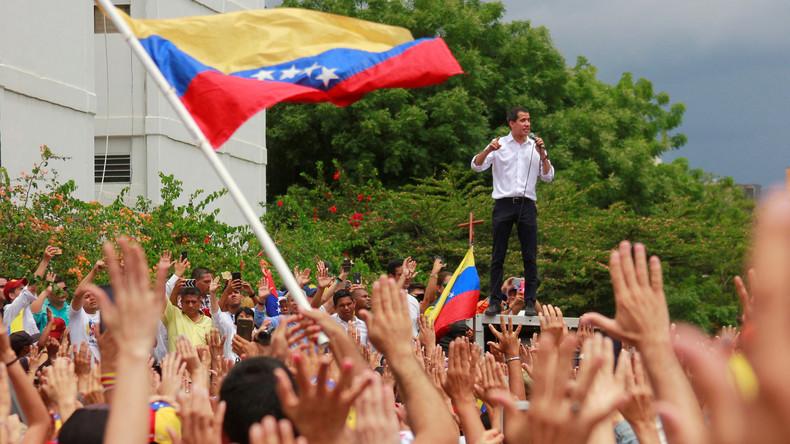 Geleakte Audioaufnahme: Venezuelas Opposition laut US-Außenminister völlig zerstritten (Video)