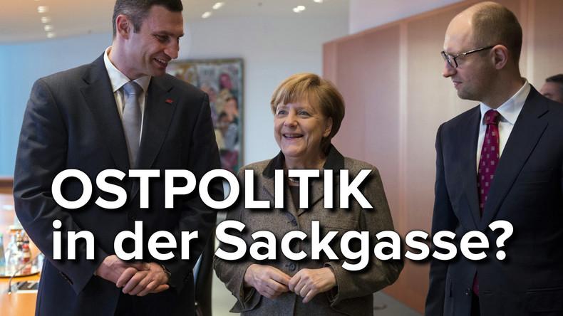 """""""Katastrophal und unnötig"""": Politologe Lukjanow über Ukraine-Krise und deutsche Ostpolitik"""