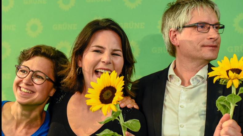 Höhenflug: Jeder Zweite für einen Grünen-Kanzlerkandidaten