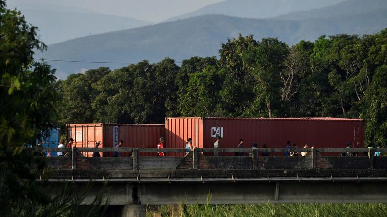 Venezuela öffnet Grenze zu Kolumbien wieder
