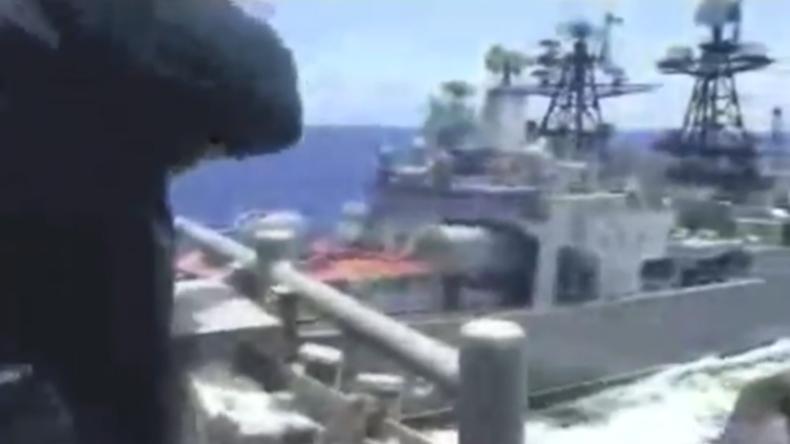 Beinahe-Kollision zwischen russischem und US-amerikanischem Kriegsschiff im Ostchinesischen Meer