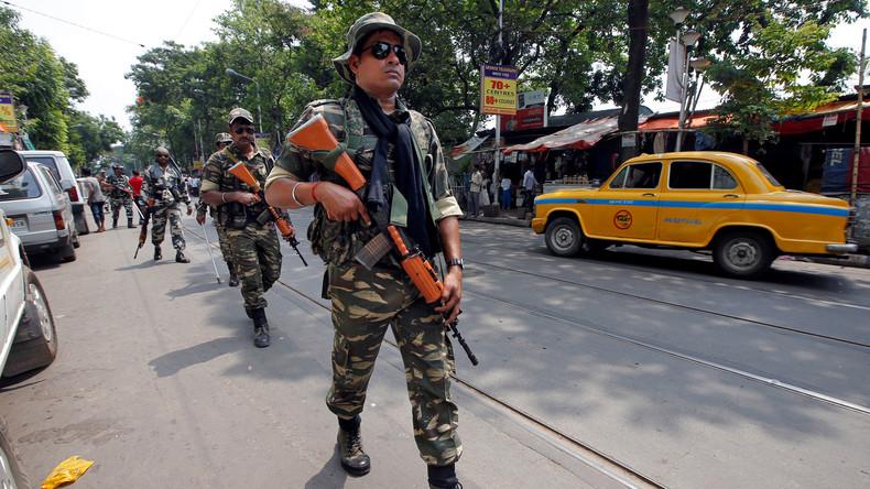Indien: Vier Tote nach Schusswechsel zwischen rivalisierenden politischen Parteien