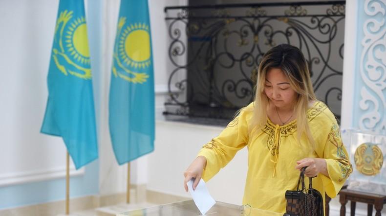 Kasachstan wählt neuen Präsidenten