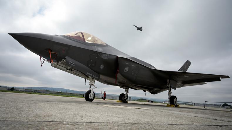 Pentagon stellt Türkei nun ein Ultimatum: Entweder F-35 oder S-400
