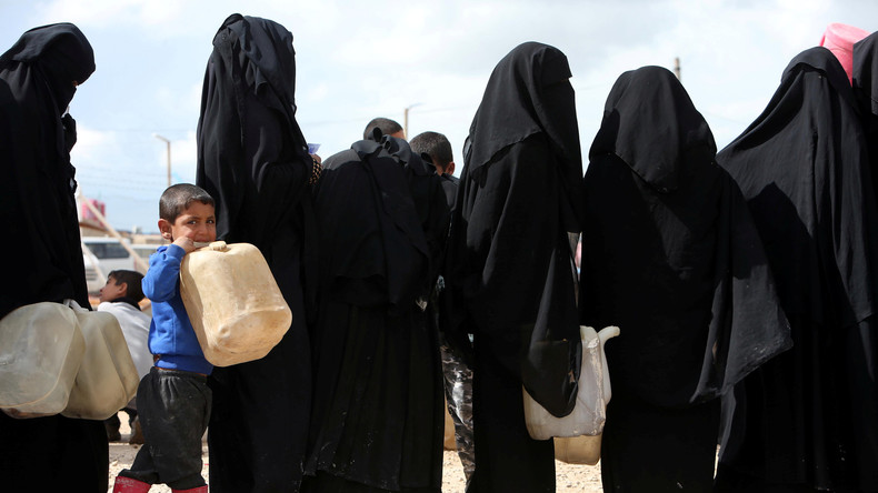 Moskau: USA verschärfen Situation in Flüchtlingslagern und behindern Heimkehr von Flüchtlingen