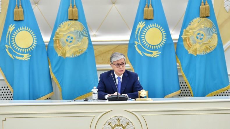 Designierter Präsident Kasachstans gelobt Fortsetzung der Zusammenarbeit mit Russland