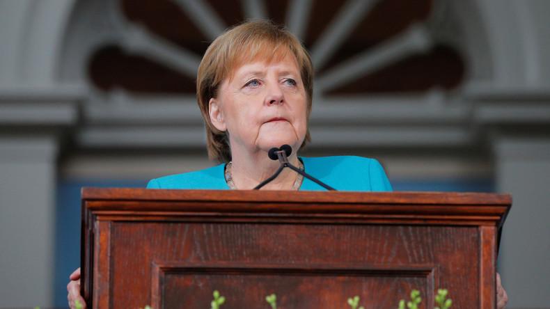 LIVE: Angela Merkel spricht auf der Internationalen Arbeitskonferenz in Genf