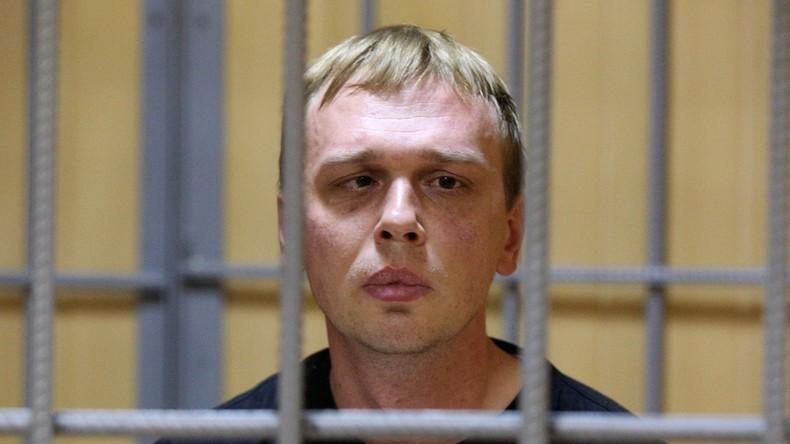 LIVE: Strafverfahren gegen russischen Journalisten Iwan Golunow mangels Beweisen eingestellt
