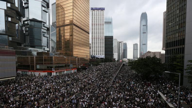 Hongkong: Zweite Lesung des Auslieferungsgesetzes verschoben