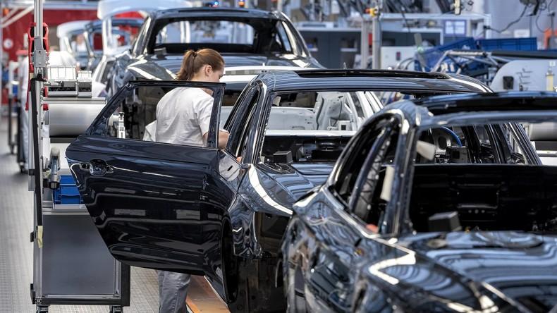 Krise in Sicht? Autobranche meldet große Schwierigkeiten