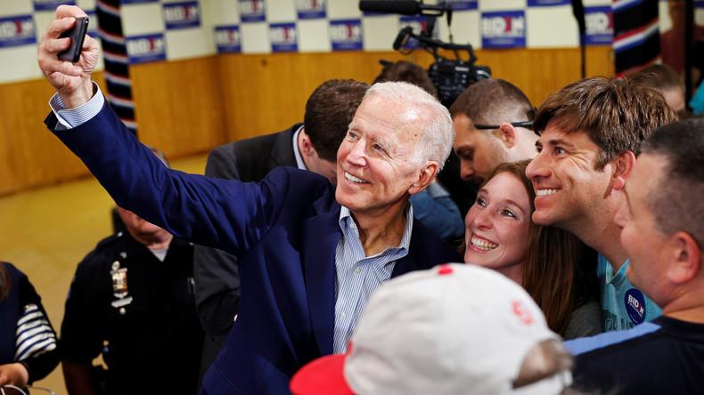 Falls er nächster US-Präsident wird: Joe Biden verspricht Heilung von Krebs