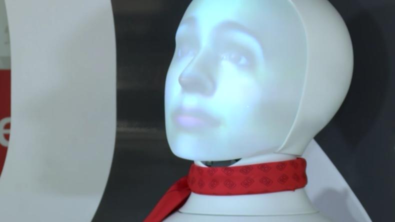 Deutsche Bahn will Roboter zur Unterstützung der Fahrgäste einsetzen