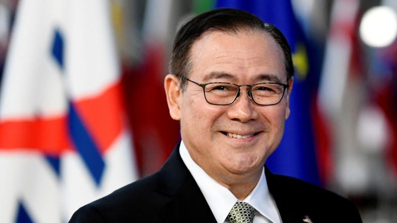 """""""Scheiß auf internationale Gemeinschaft"""" – Philippinischer Außenminister lässt Dampf ab"""