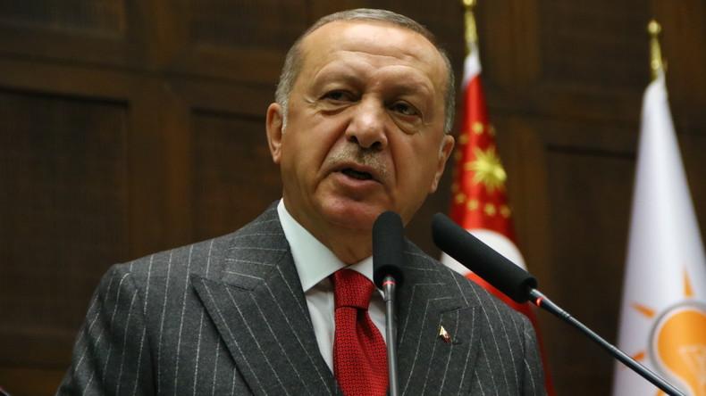 Erdoğan weiter auf Konfrontationskurs zu den USA: Kein Abrücken vom S-400-Kauf