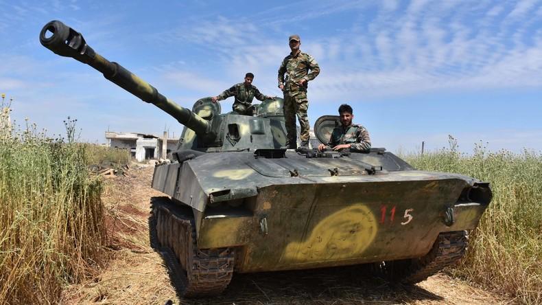 Syrien: Waffenruhe in Islamistenhochburg Idlib erzielt