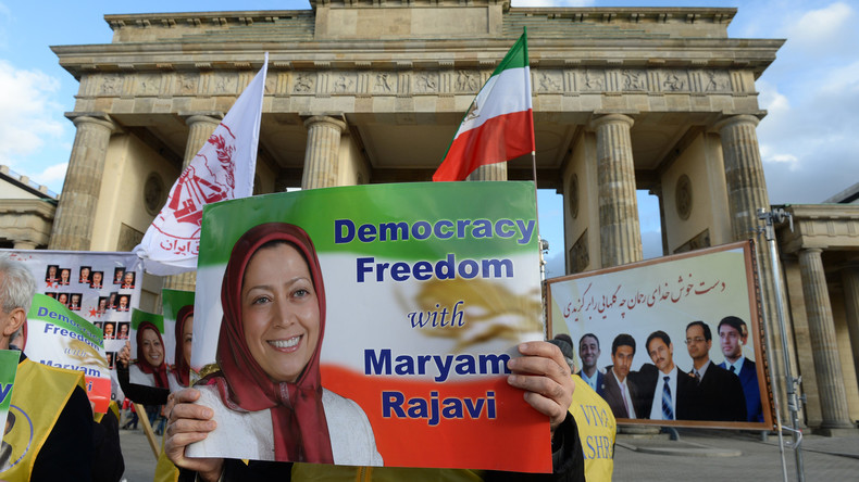 Iran: Welche Rolle spielte obskure Kultorganisation beim US-Rückzug aus dem Atomabkommen?