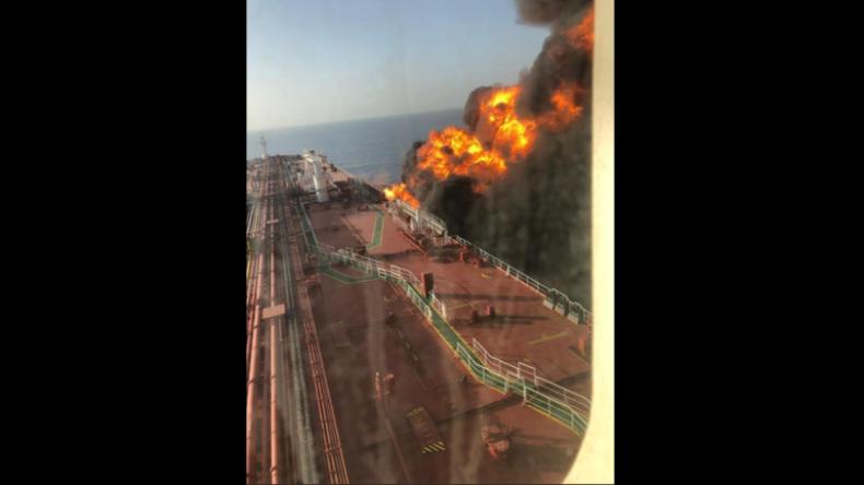 Angriff auf Öltanker im Golf von Oman – Iran wittert False-Flag-Operation