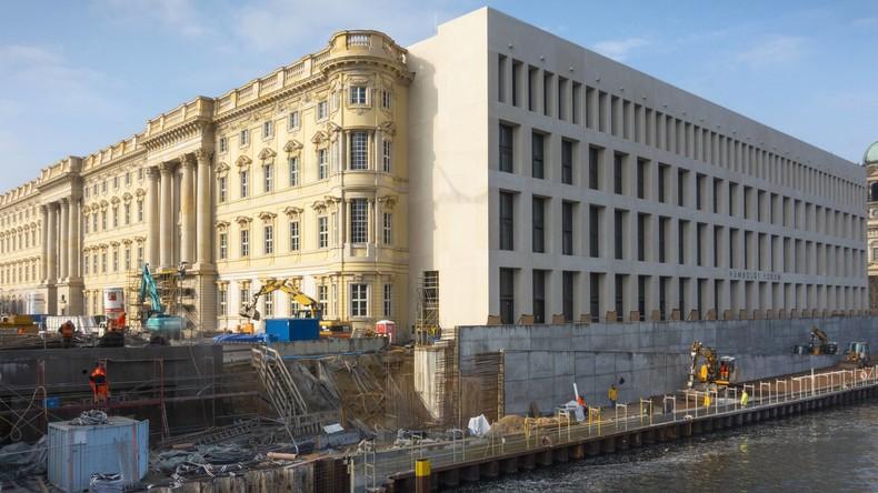 BER 2.0? Neubau des Berliner Stadtschlosses wird doch nicht 2019 eröffnet