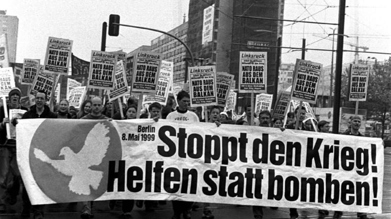 20 Jahre seit NATO-Angriffskrieg gegen Jugoslawien: Medienlügen (4) – Handke über Kriegsgott Mars