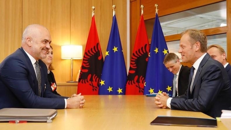 EU uneins über Aufnahme von Balkanstaaten