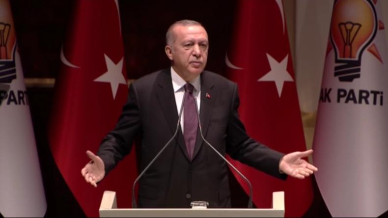 """Erdoğan: Kauf des russischen Raketenabwehrsystems S-400 """"ist abgeschlossen"""""""