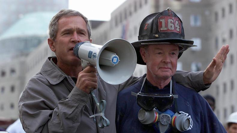 USA: Die vergessenen Helden vom 11. September (Video)