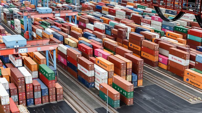 Ökonomen befürchten Gefahr für Welthandel durch US-Wirtschaftskonflikt gegen China