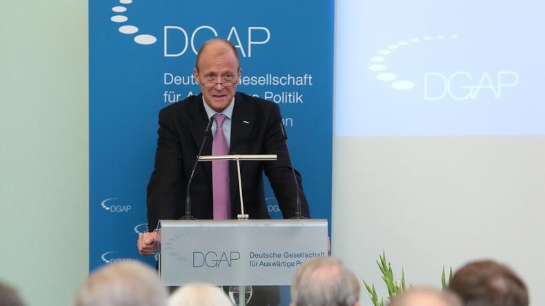 Ehemaliger-Airbus-Chef Tom Enders führt Gesellschaft für AuswärtigePolitik