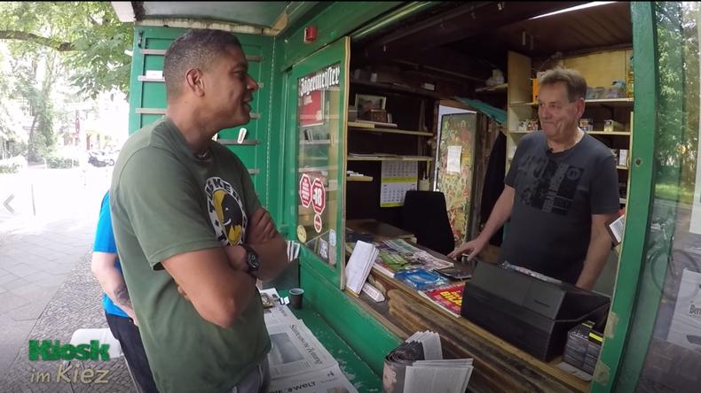 """Kiosk im Kiez: Leute haben """"Zeitungen noch nie vertraut!"""""""