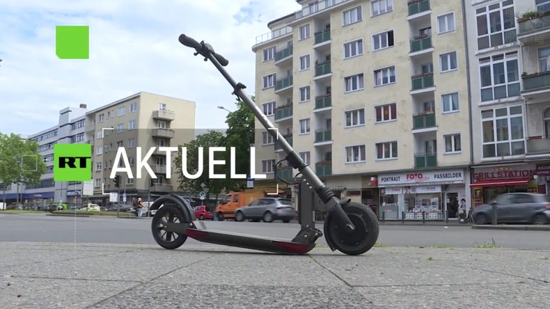 Jetzt erlaubt: Die E-Tretroller kommen! (Video)
