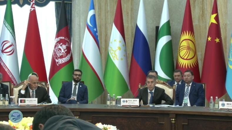 Kirgisistan: Auftakt zum SCO-Gipfel