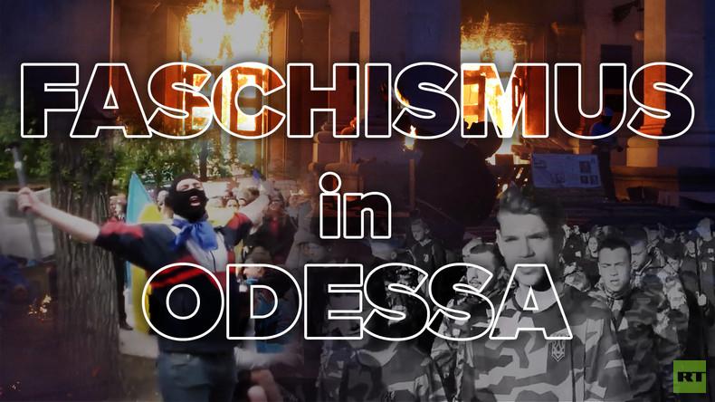 """""""Schade, dass du damals nicht verbrannt bist"""" – Wie der Faschismus nach Odessa kam"""