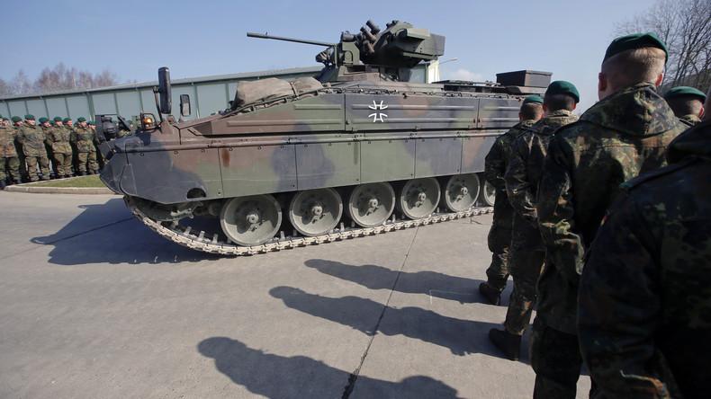 """Schlaflose Nächte, Sachschäden, Autounfälle: Bilanz der NATO-Übung """"Noble Jump"""" für Oberlausitz"""