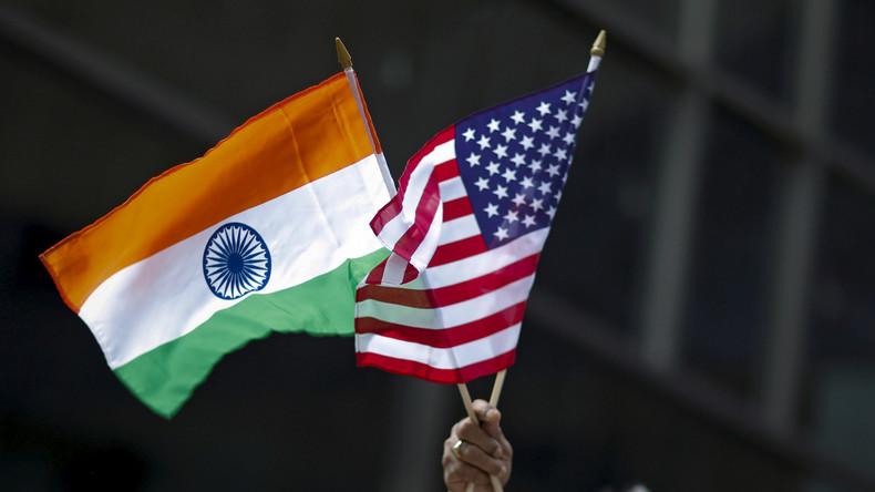 Im Vorfeld von Pompeo-Besuch: Indien erhebt Vergeltungszölle auf 28 US-Produkte