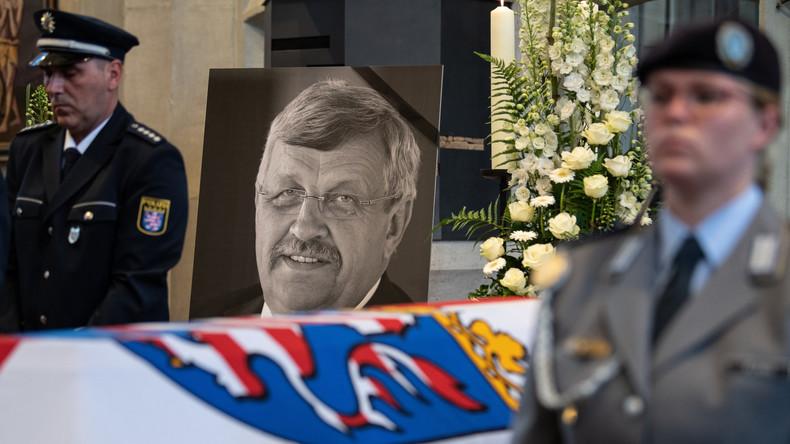Dringend Tatverdächtiger im Fall des erschossenen CDU-Politikers Lübcke festgenommen