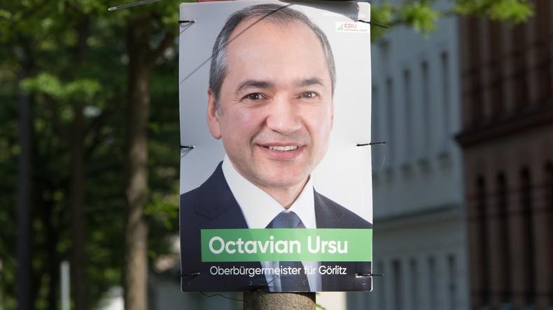 Görlitz: AfD-Kandidat unterliegt CDU-Herausforderer bei Oberbürgermeisterwahl