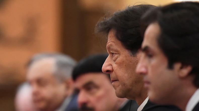 Pakistan möchte Waffen aus Russland und bessere Beziehungen zu Moskau