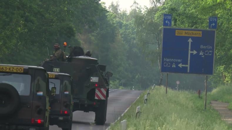 """NATO verlegt massiv Gerät für """"Noble Jump 2019""""  – Bundeswehr trainiert Blitzeinsatz in Polen"""